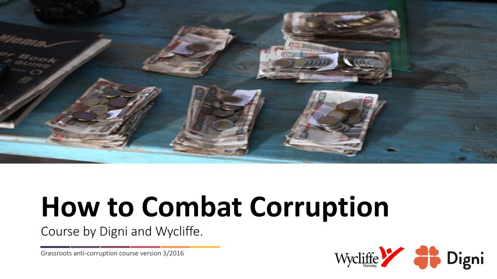 2016 Antikorrupsjonskurs1