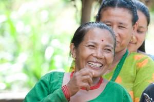 Tamang woman