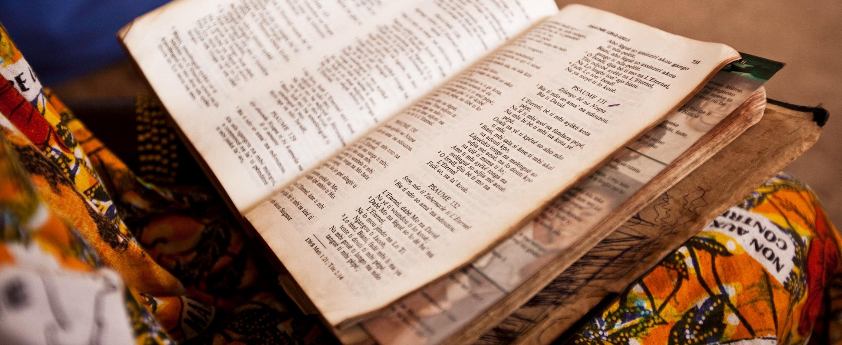 Bibeloversettelse